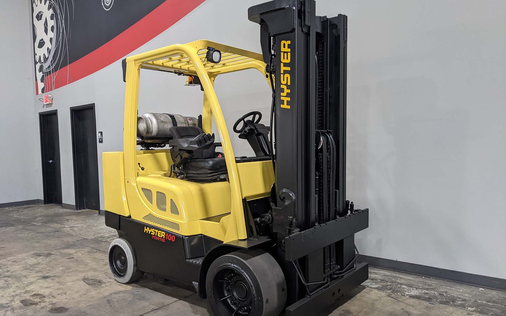 Used 2015 HYSTER S100FTPRS  | Cary, IL