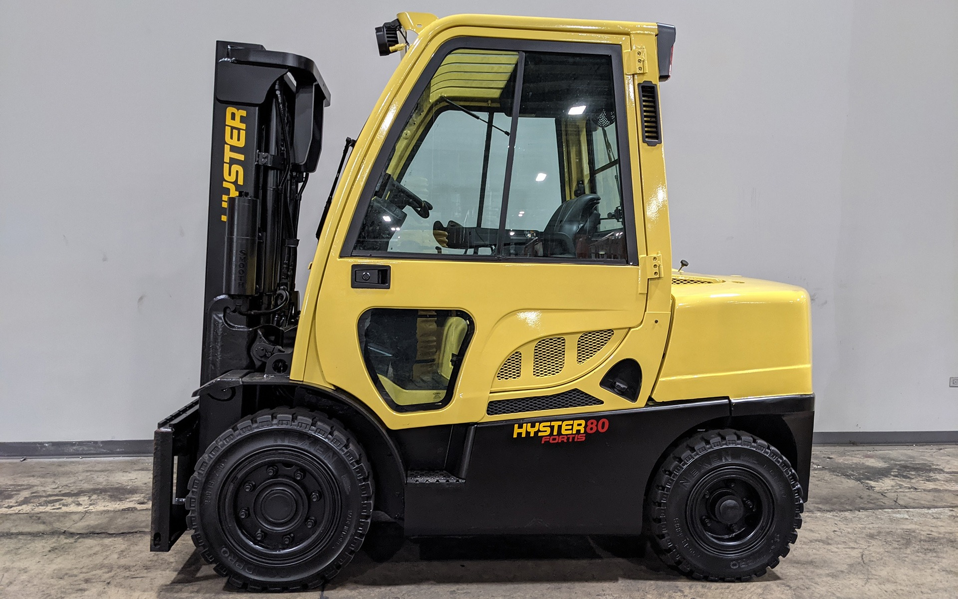 Used 2016 HYSTER H80FT  | Cary, IL