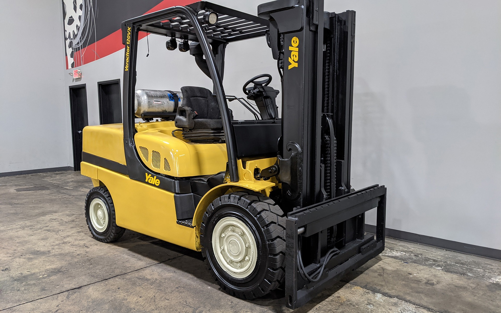 Used 2012 YALE GLP120VX  | Cary, IL