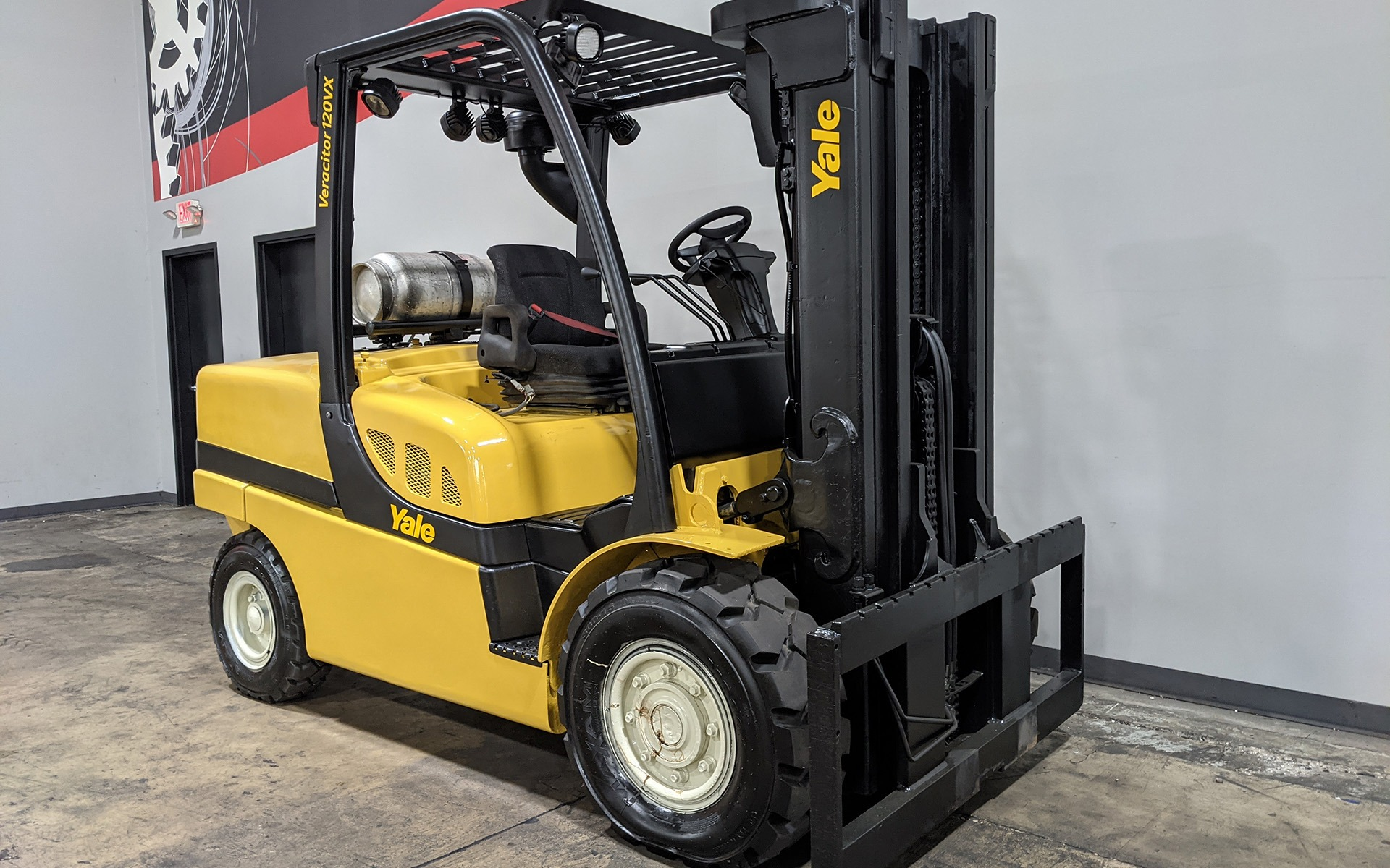 Used 2013 YALE GLP120VX  | Cary, IL