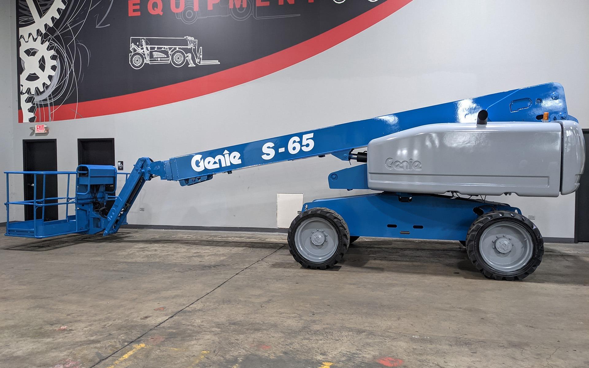 Used 2012 GENIE S65    Cary, IL