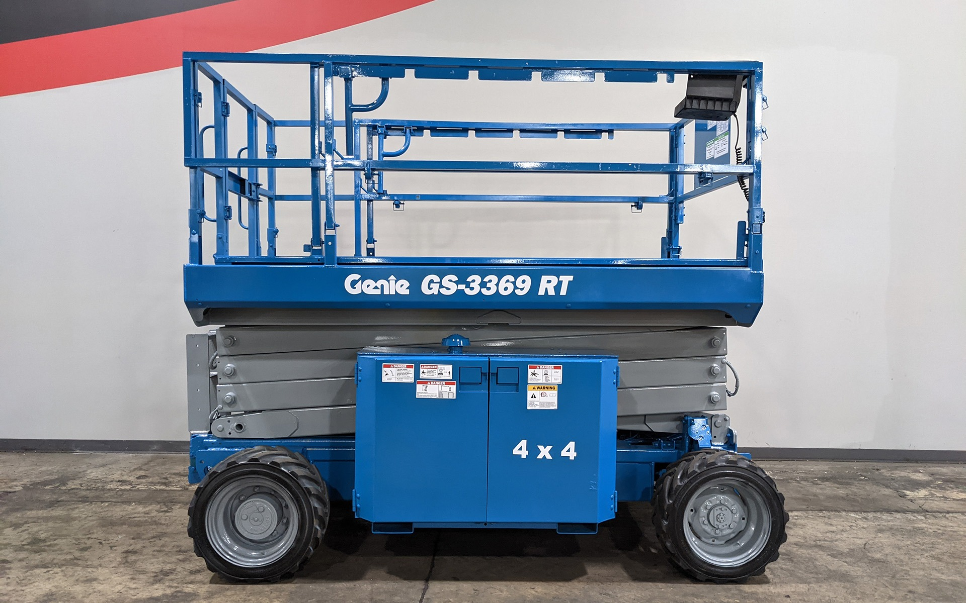 Used 2013 GENIE 3369RT  | Cary, IL