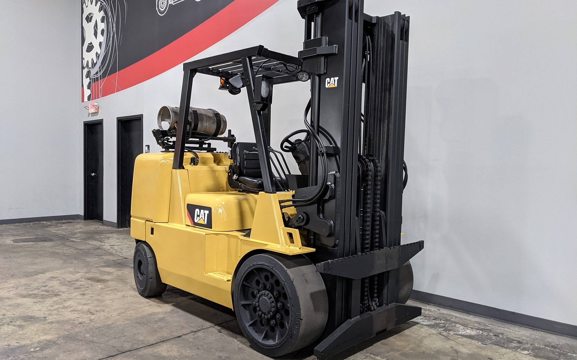 Used 2017 CATERPILLAR GC70K    Cary, IL