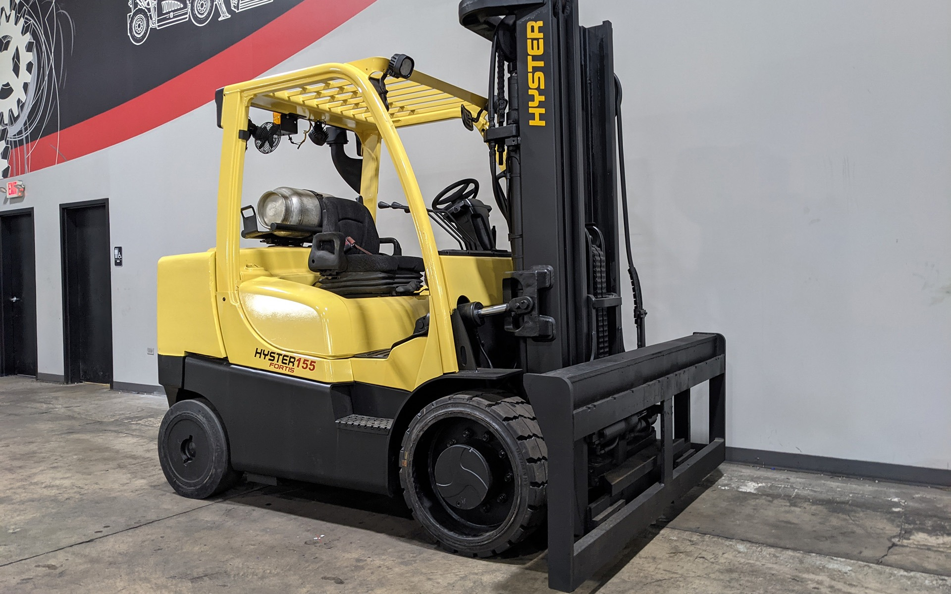 Used 2011 HYSTER S155FT  | Cary, IL