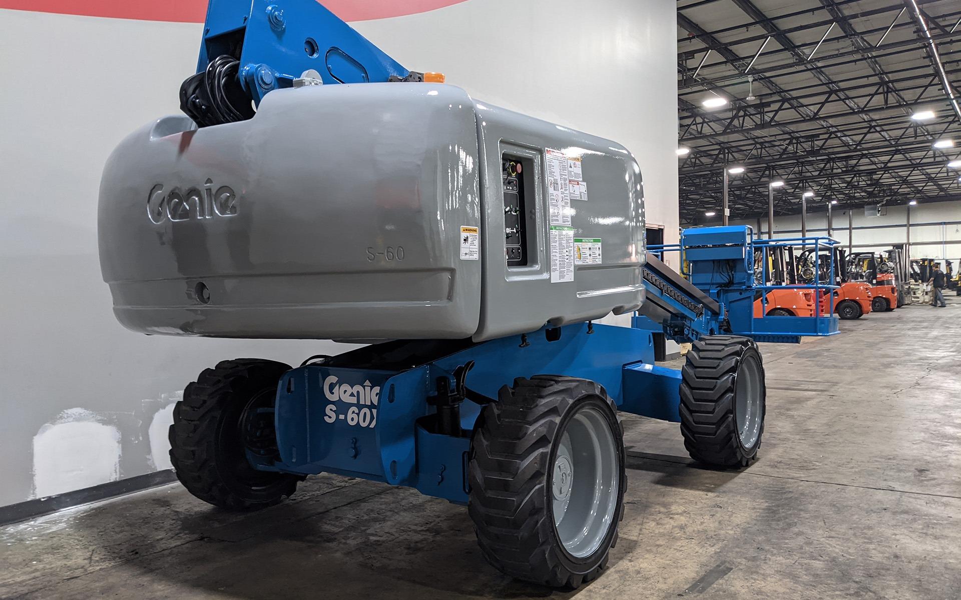Used 2011 GENIE S60X    Cary, IL