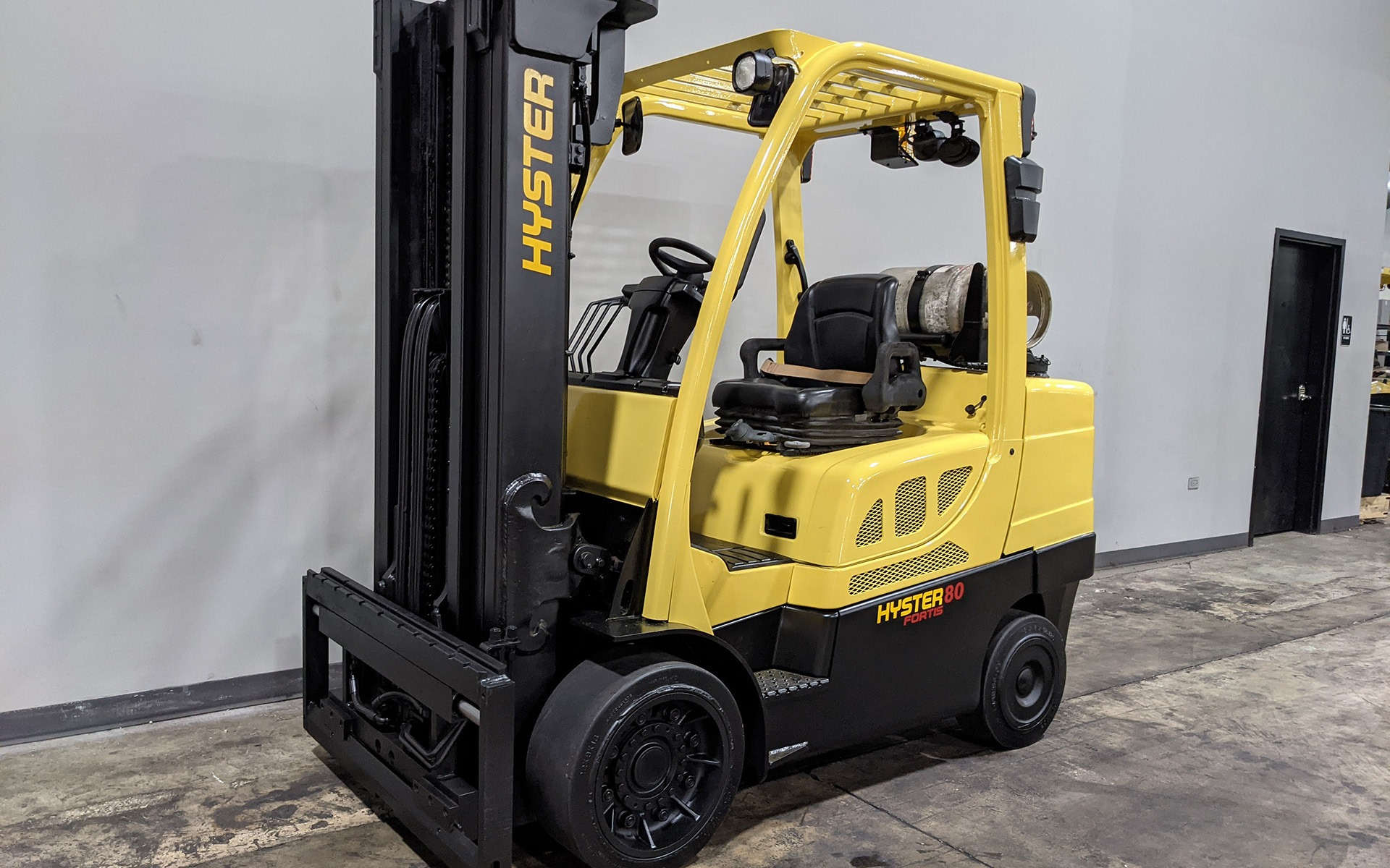 Used 2014 HYSTER S80FT    Cary, IL