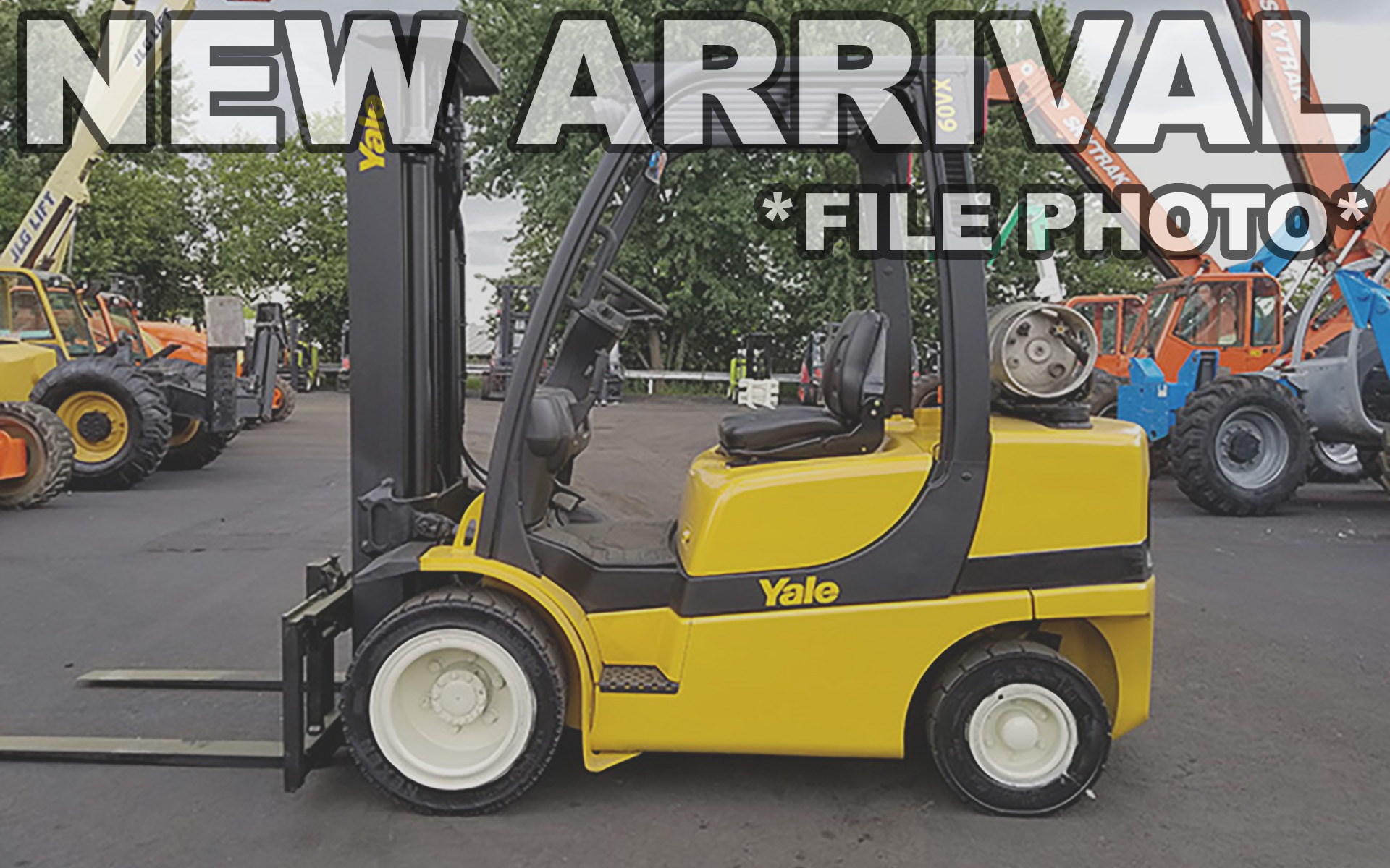 Used 2012 YALE GLP060VX    Cary, IL