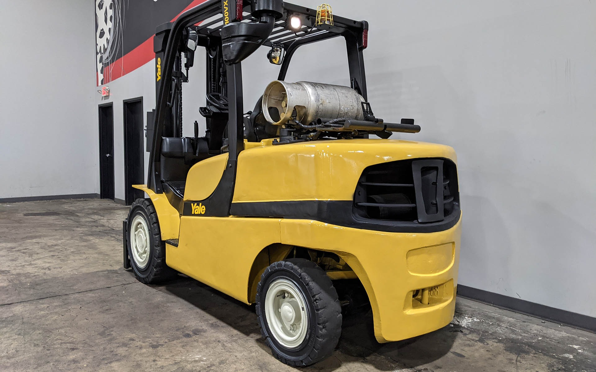 Used 2016 YALE GLP100VX  | Cary, IL