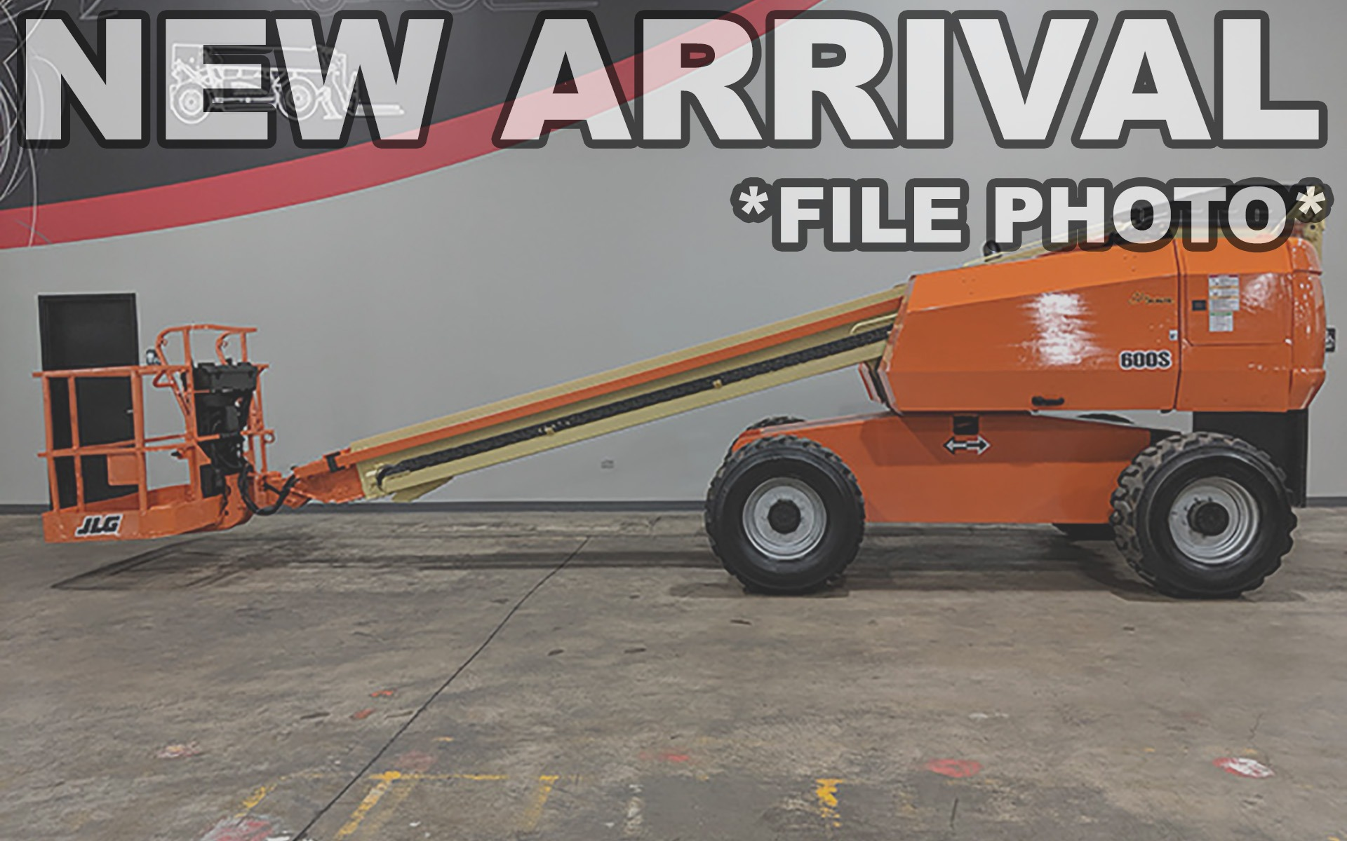 Used 2011 JLG 600S  | Cary, IL