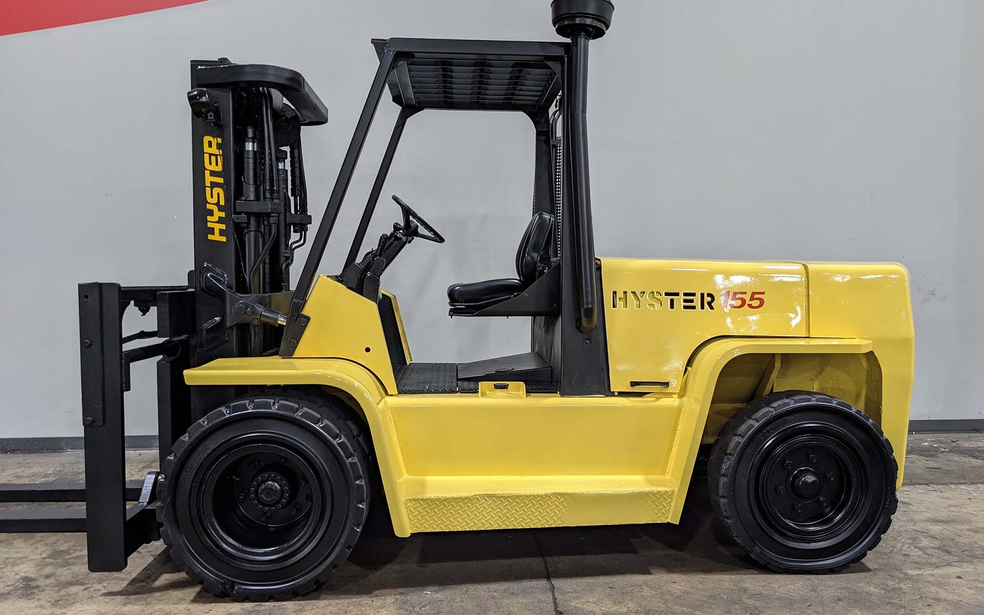 Used 1998 HYSTER H155XL    Cary, IL