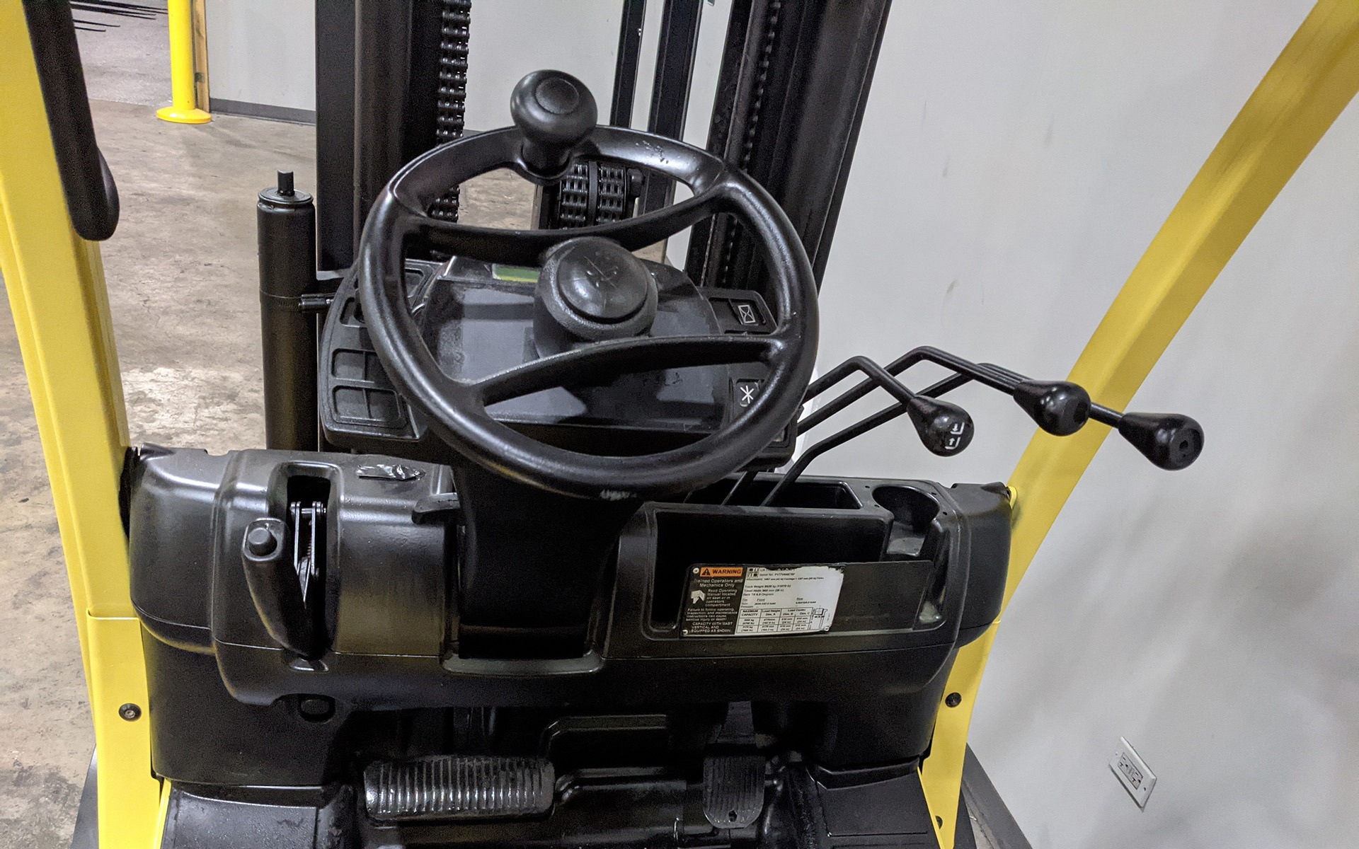 Used 2016 HYSTER H70FT  | Cary, IL