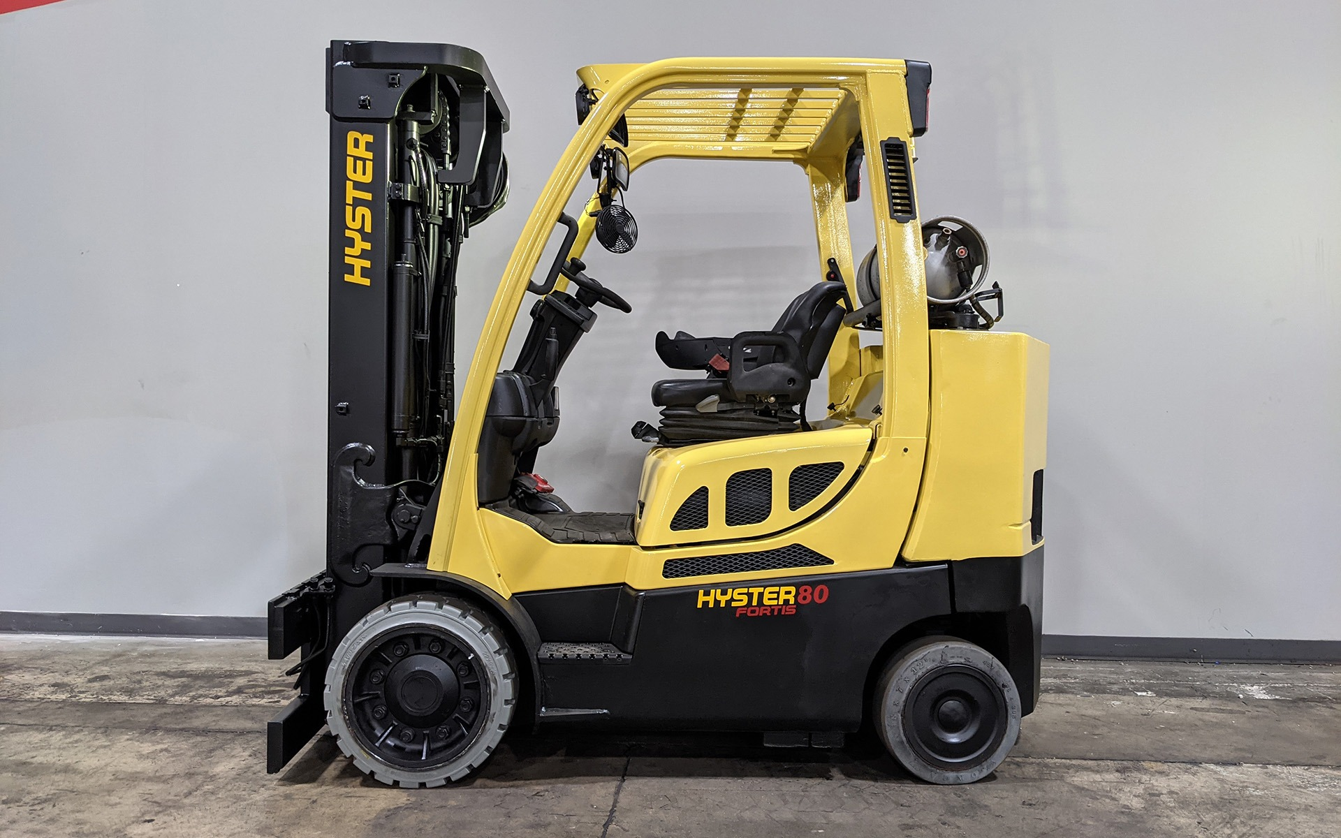 Used 2017 HYSTER S80FTBCS  | Cary, IL
