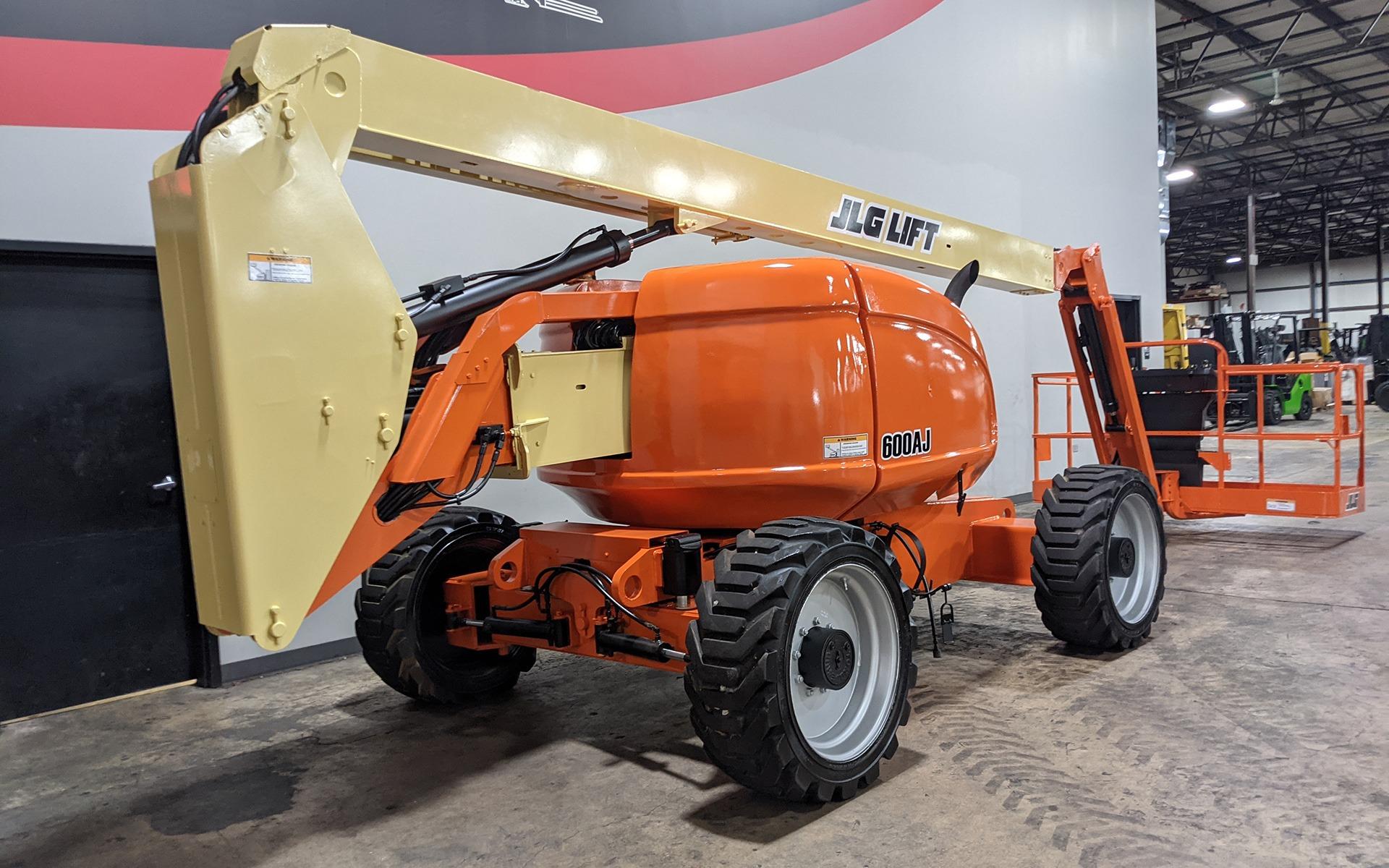 Used 2010 JLG 600AJ  | Cary, IL