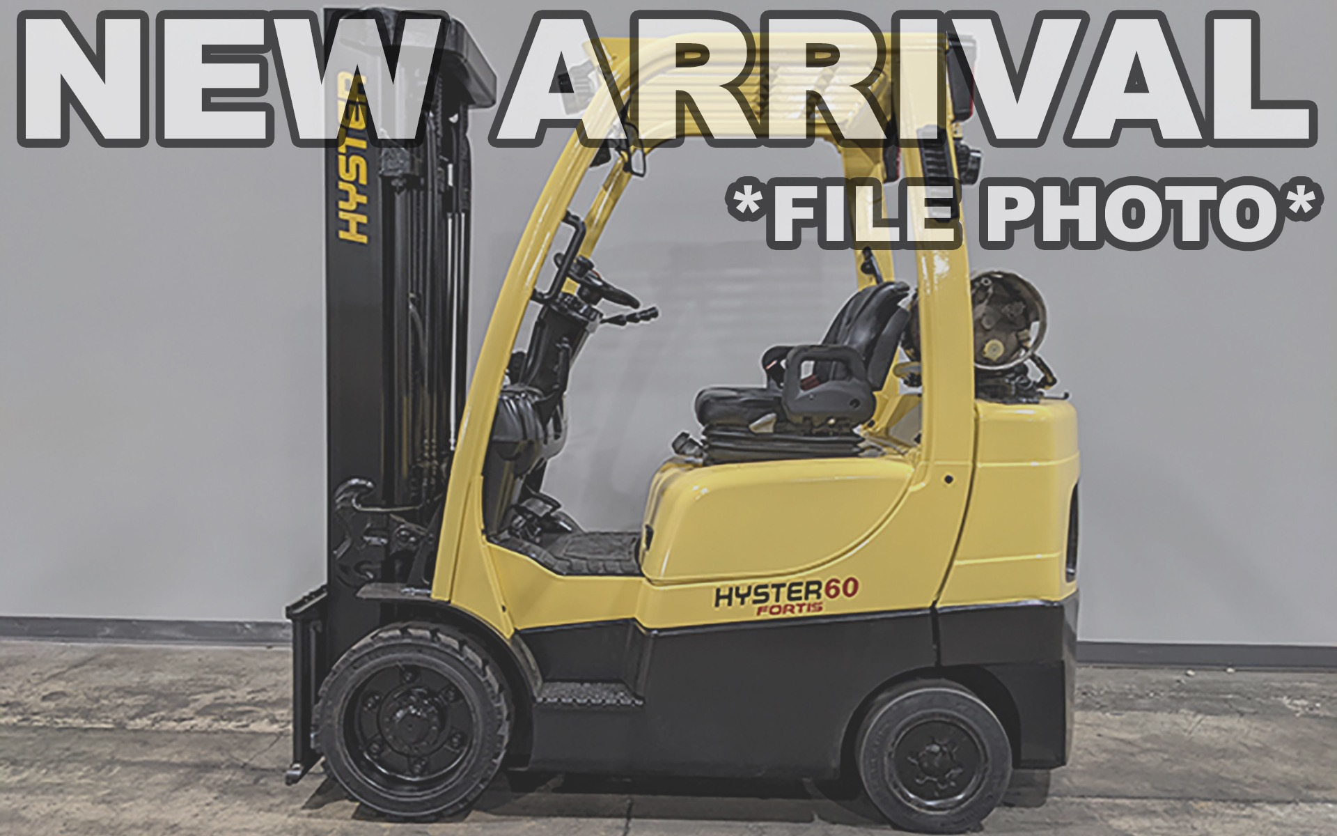 Used 2011 HYSTER S60FT    Cary, IL