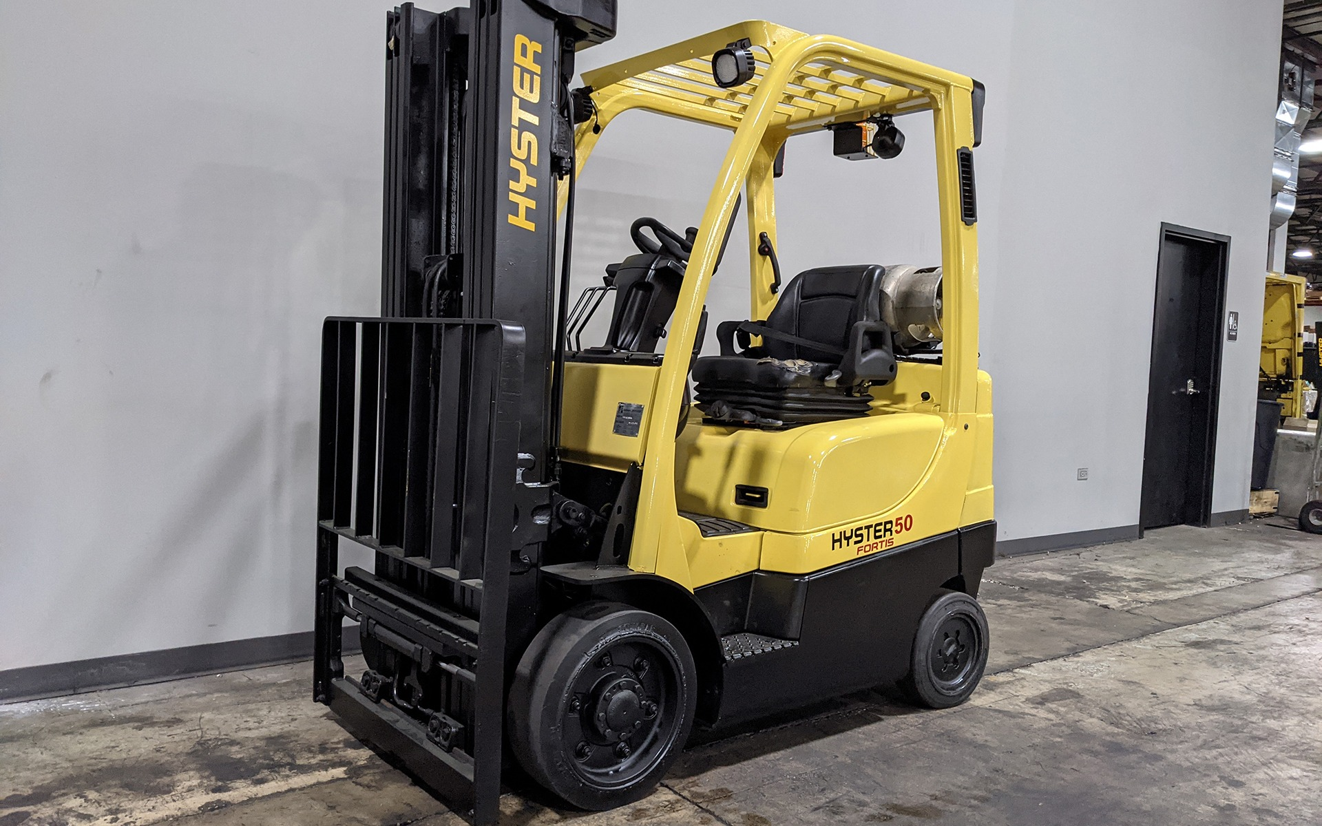 Used 2014 HYSTER S50FT    Cary, IL