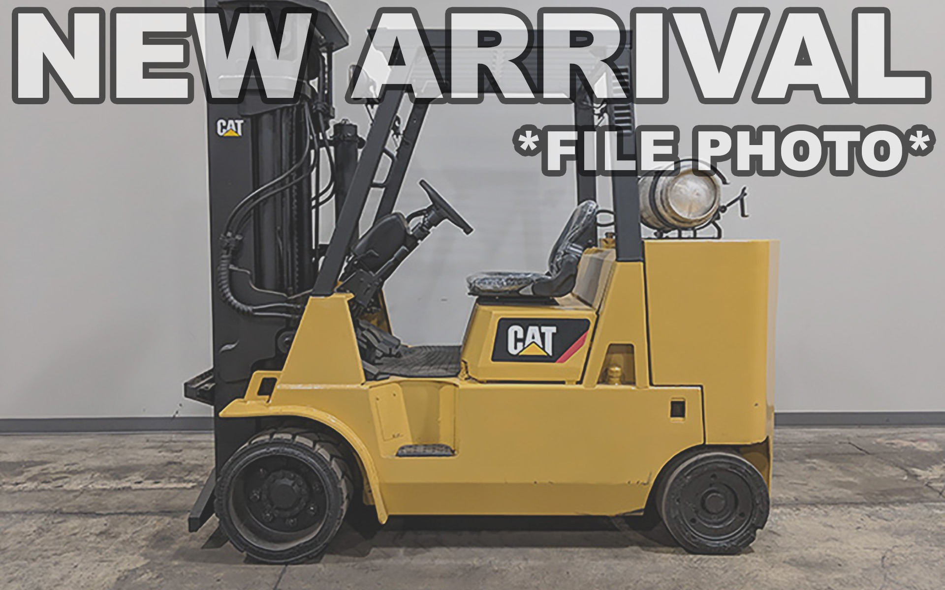 Used 2017 CATERPILLAR GC55K  | Cary, IL