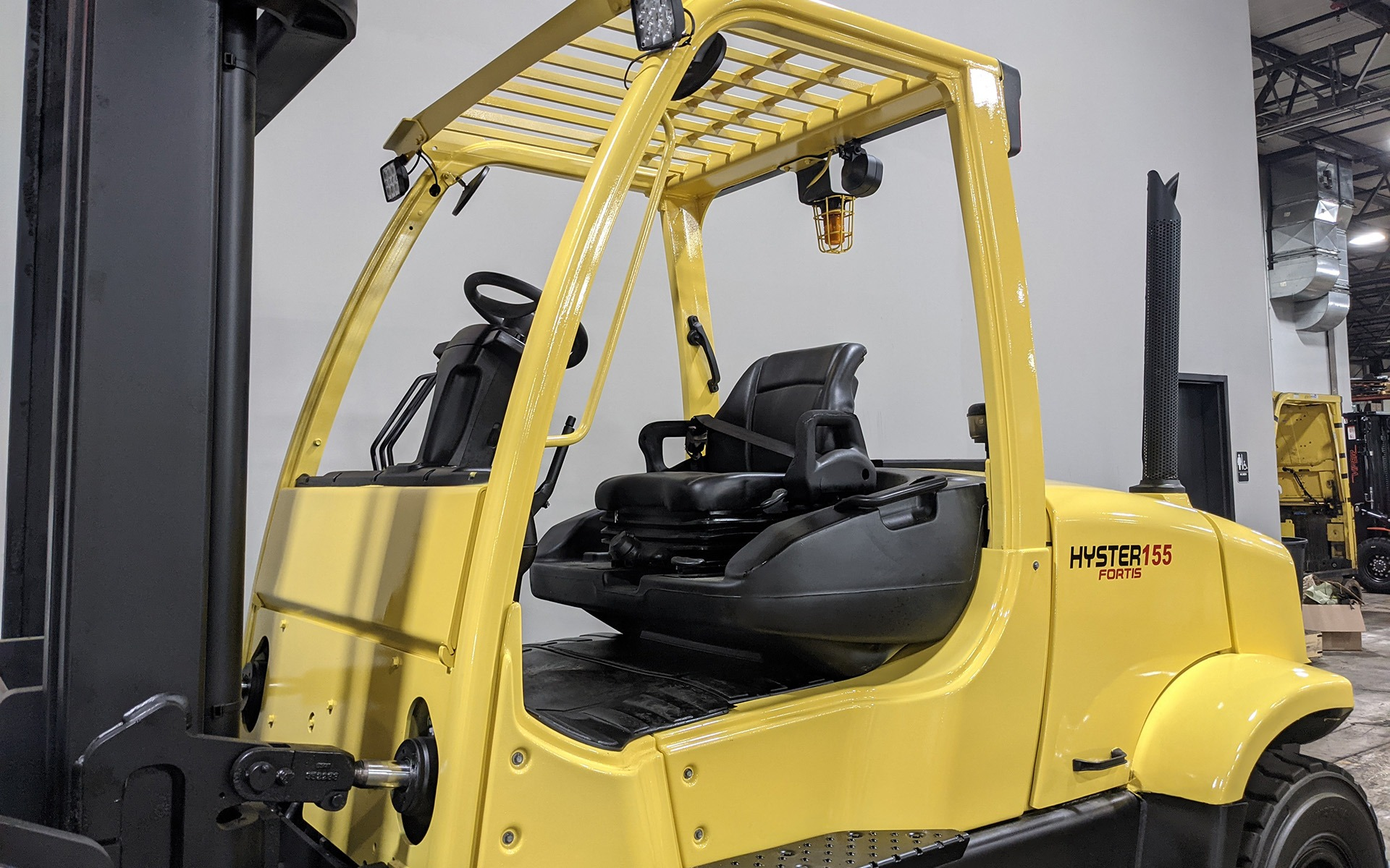 Used 2015 HYSTER H155FT  | Cary, IL