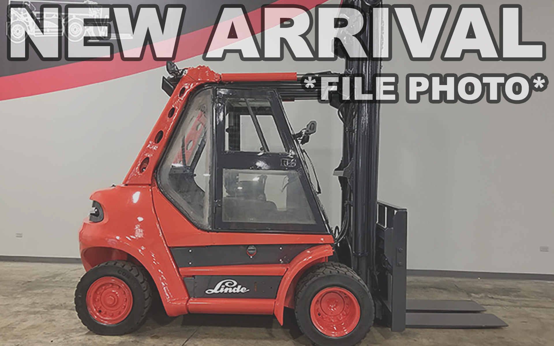Used 2008 LINDE H70D    Cary, IL