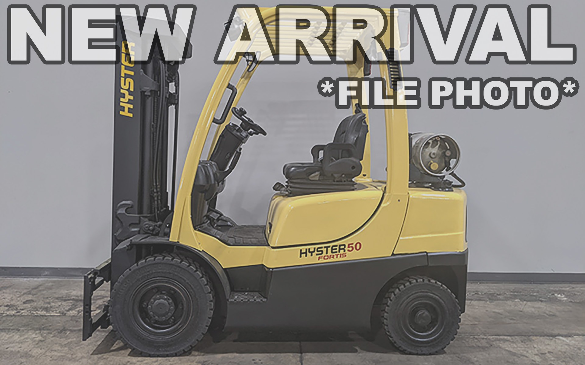 Used 2007 HYSTER H50FT  | Cary, IL