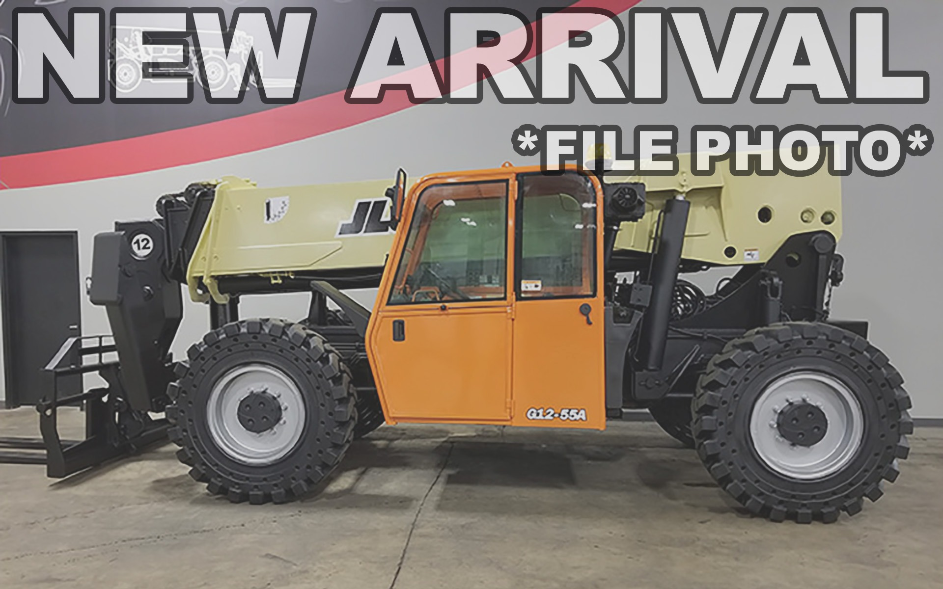 Used 2014 JLG G12-55A    Cary, IL