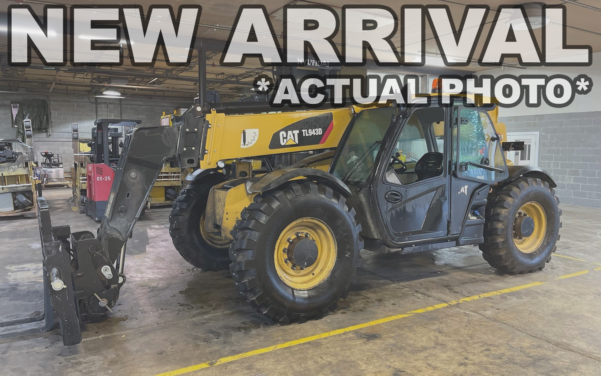Used 2017 CATERPILLAR TL943D    Cary, IL