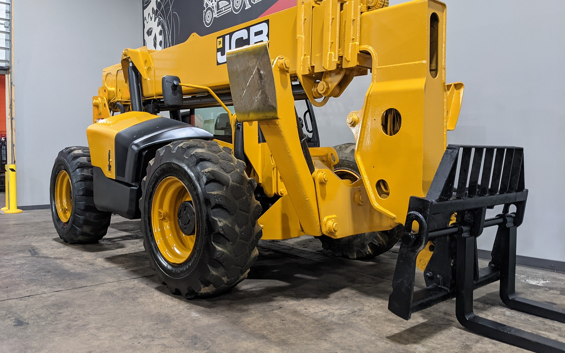 Used 2015 JCB 510-56    Cary, IL