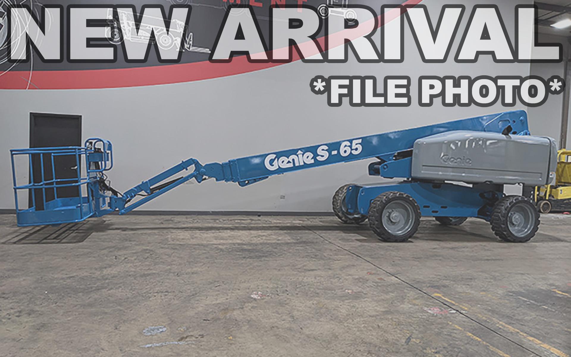 Used 2008 GENIE S65    Cary, IL