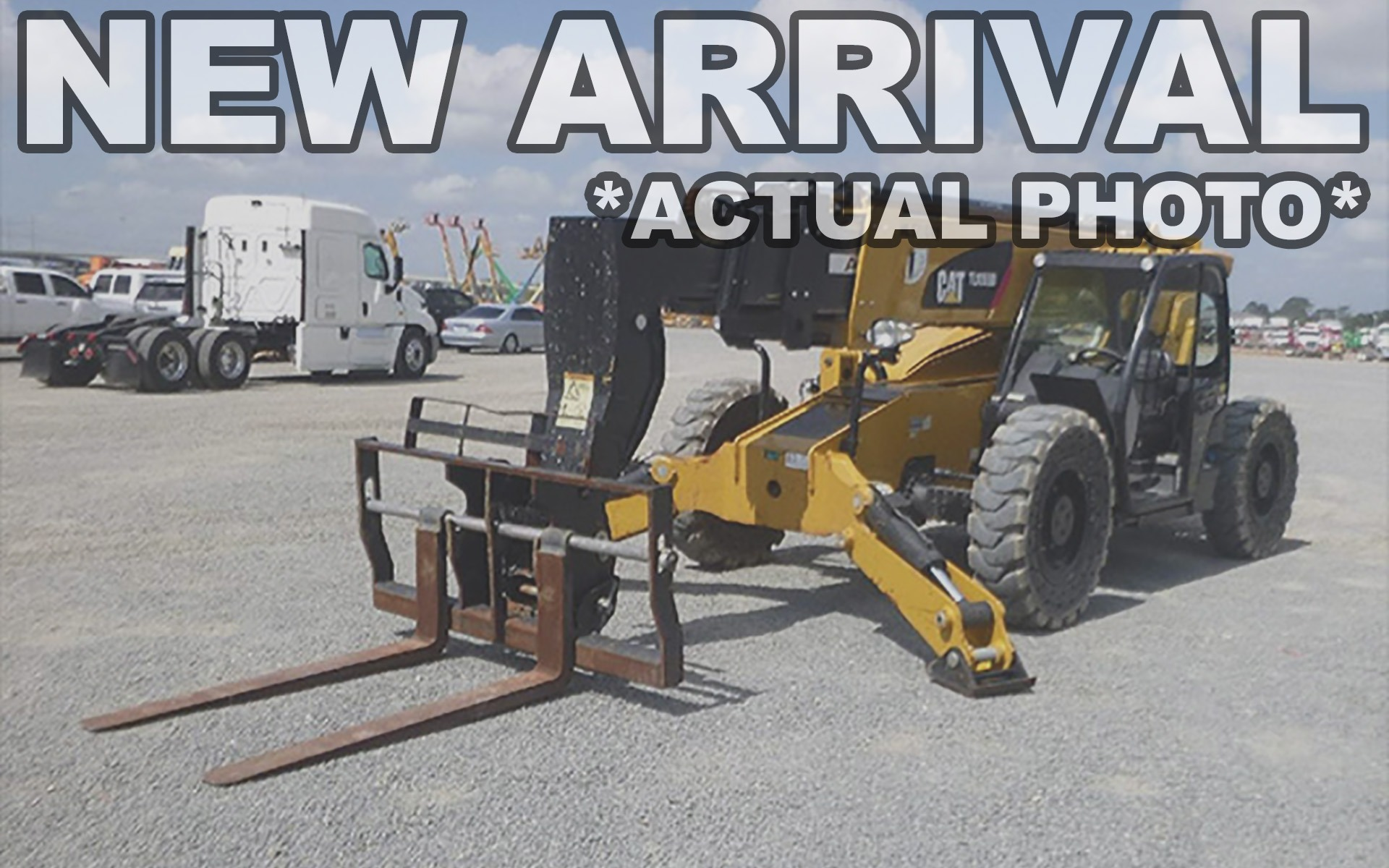 Used 2019 CATERPILLAR TL1055D  | Cary, IL