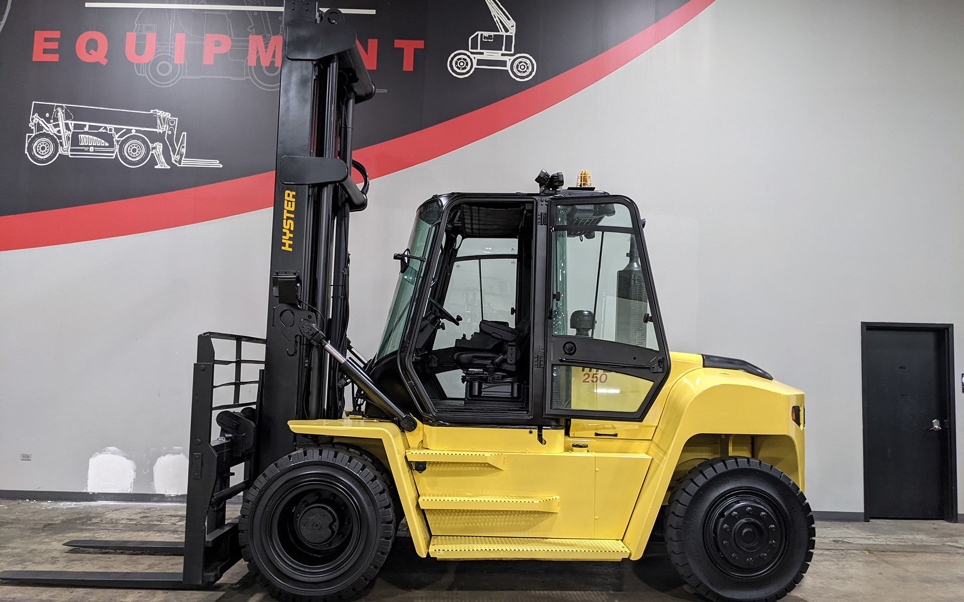 Used 2014 HYSTER H250HD  | Cary, IL