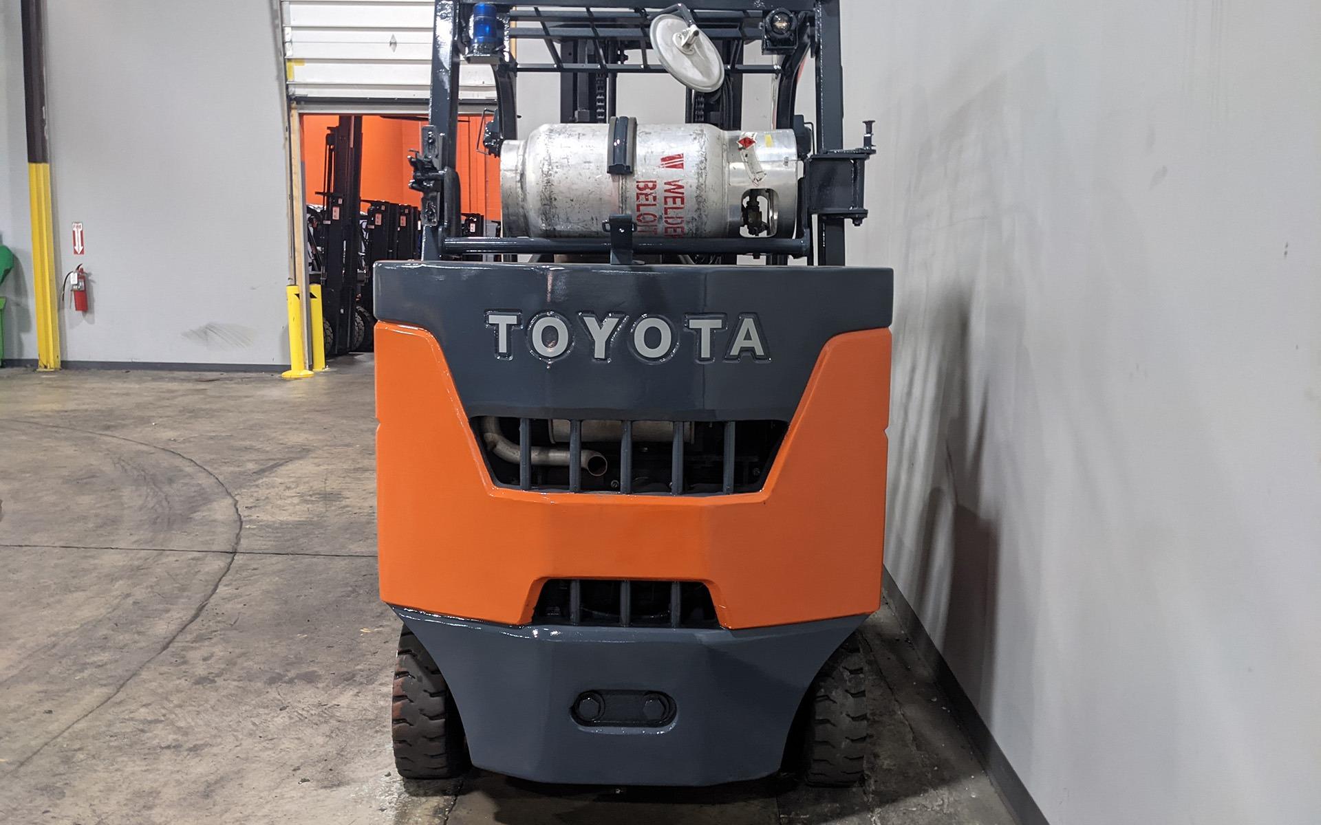 Used 2016 TOYOTA 8FGC35U-BCS  | Cary, IL