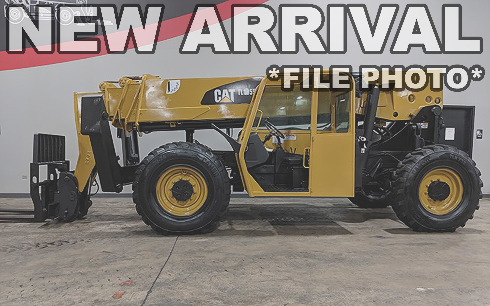Used 2008 CATERPILLAR TL1055  | Cary, IL