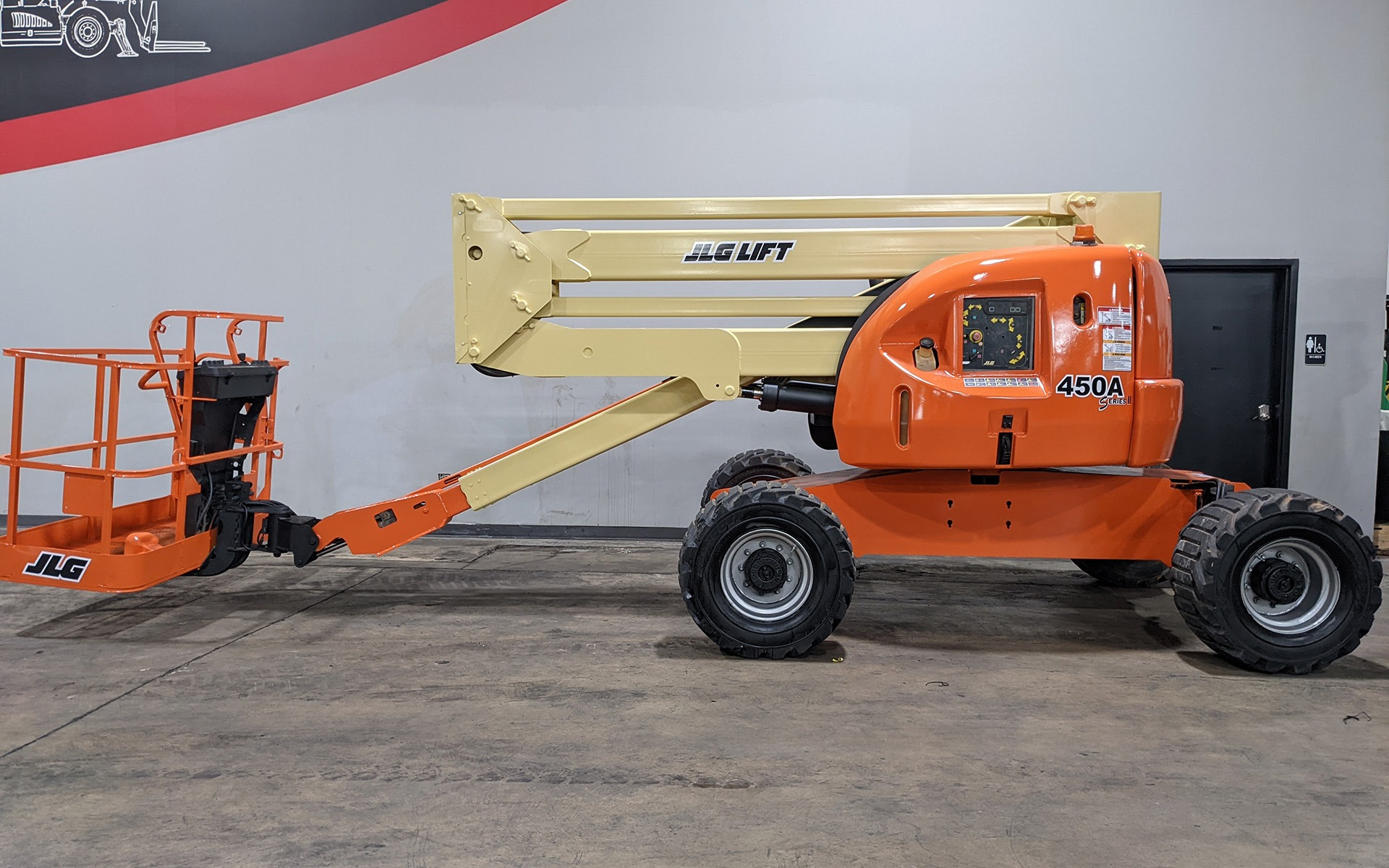 Used 2011 JLG 450A    Cary, IL