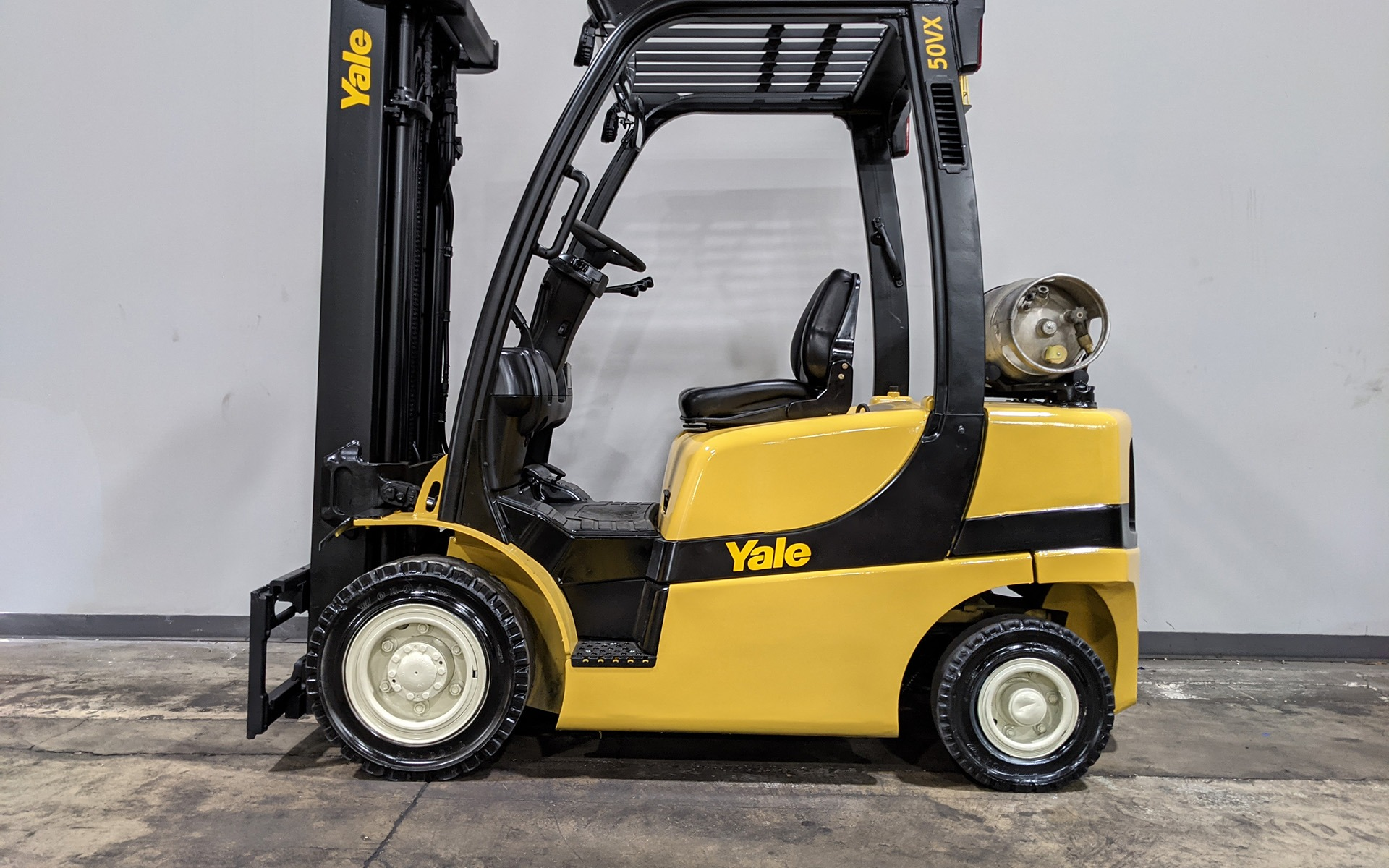 Used 2010 YALE GLP050VX  | Cary, IL