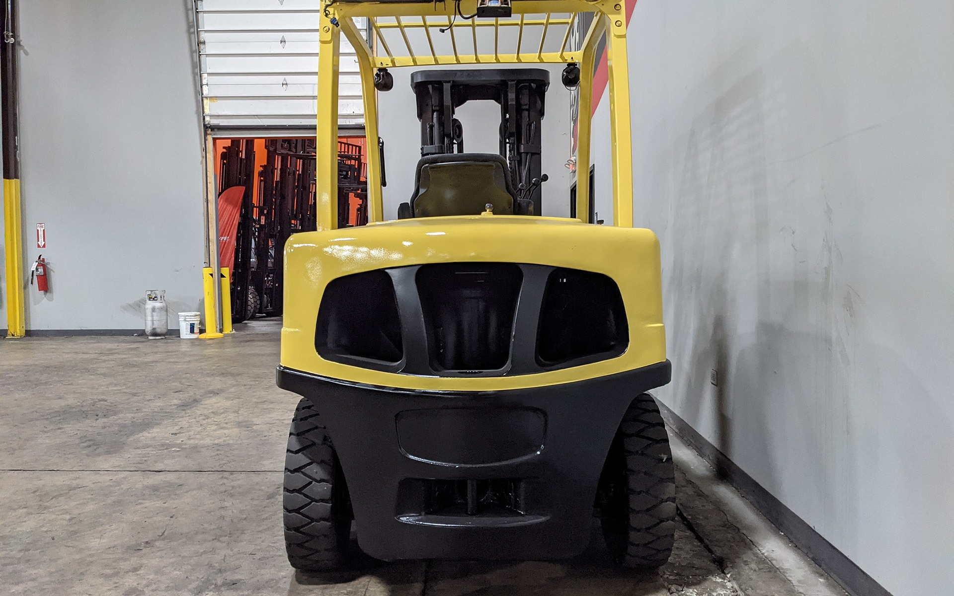 Used 2012 HYSTER H80FT    Cary, IL