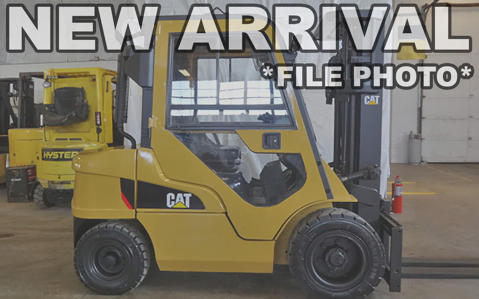 Used 2012 CATERPILLAR 2PD6000  | Cary, IL