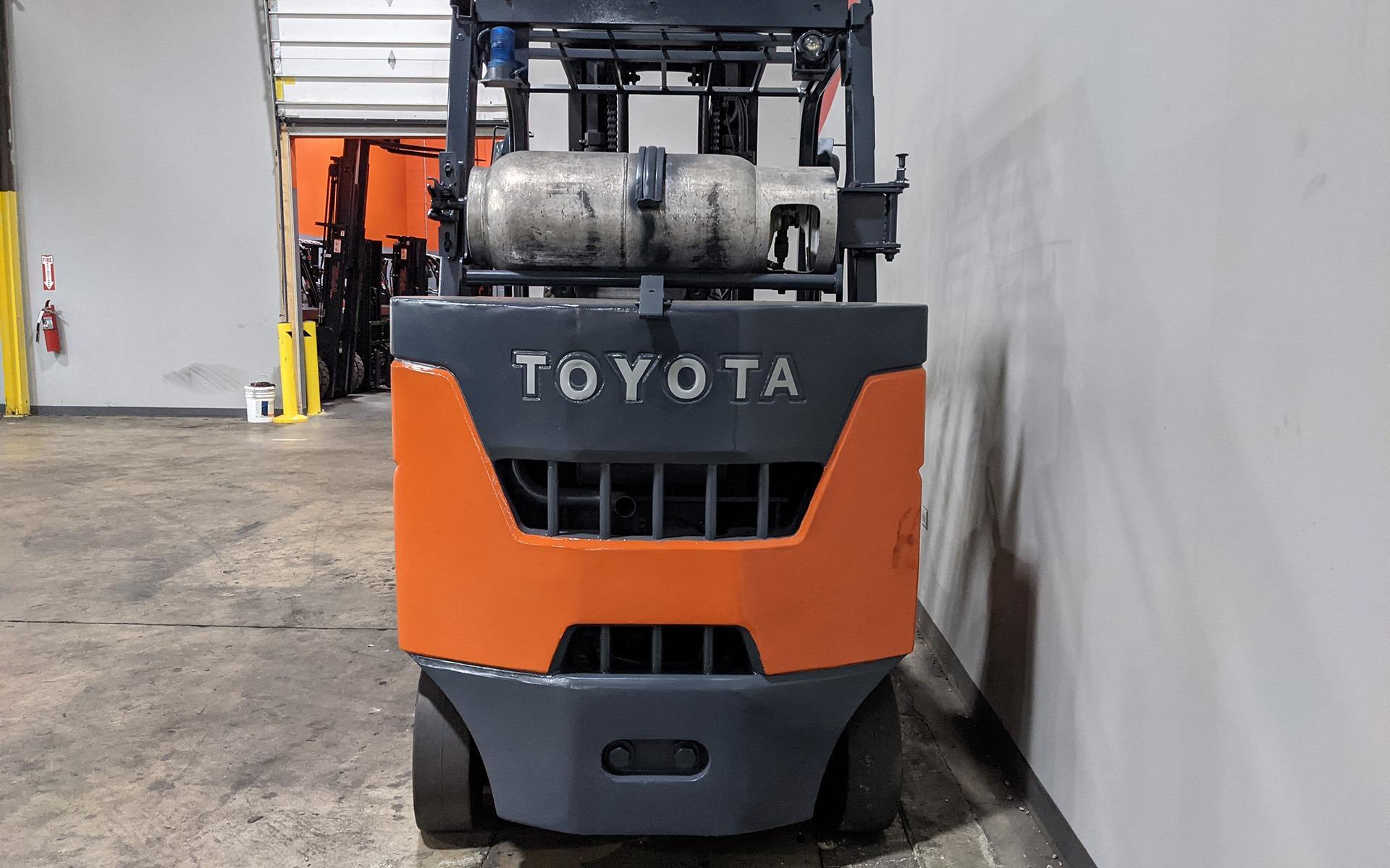 Used 2015 TOYOTA 8FGC35U-BCS    Cary, IL