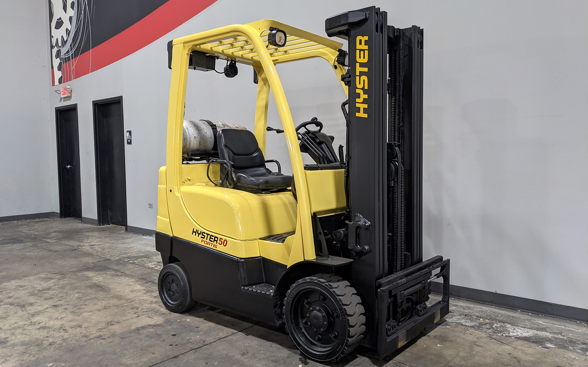 Used 2010 HYSTER S50FT  | Cary, IL
