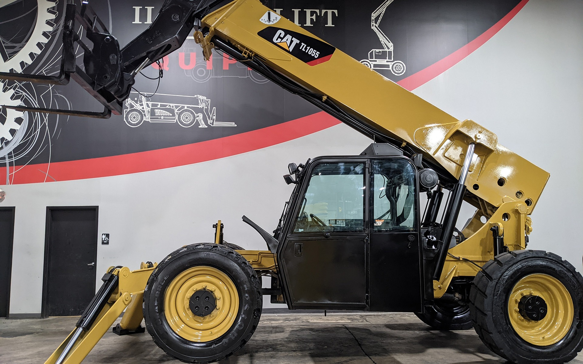 Used 2015 CATERPILLAR TL1055C    Cary, IL