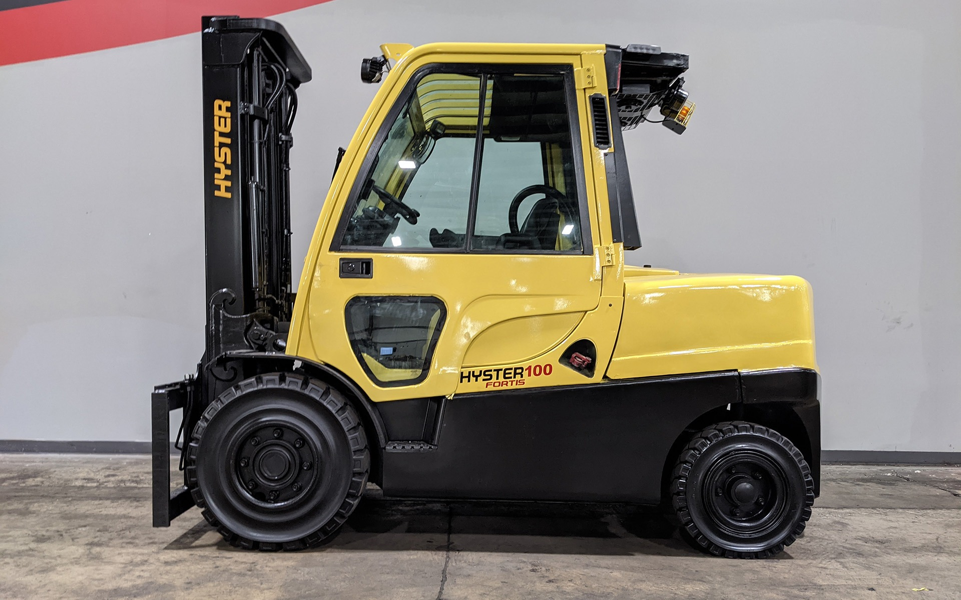 Used 2015 HYSTER H100FT    Cary, IL