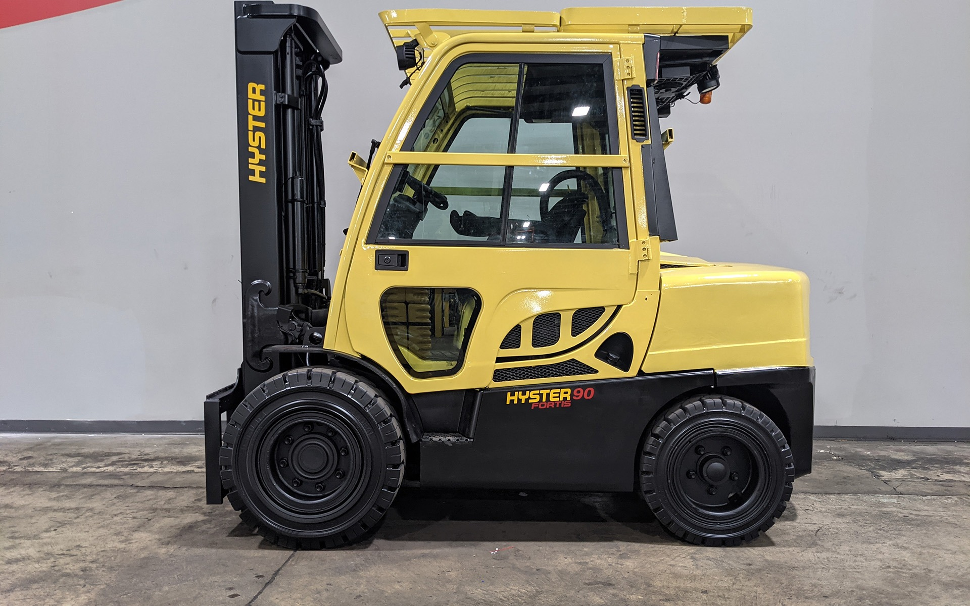 Used 2016 HYSTER H90FT    Cary, IL