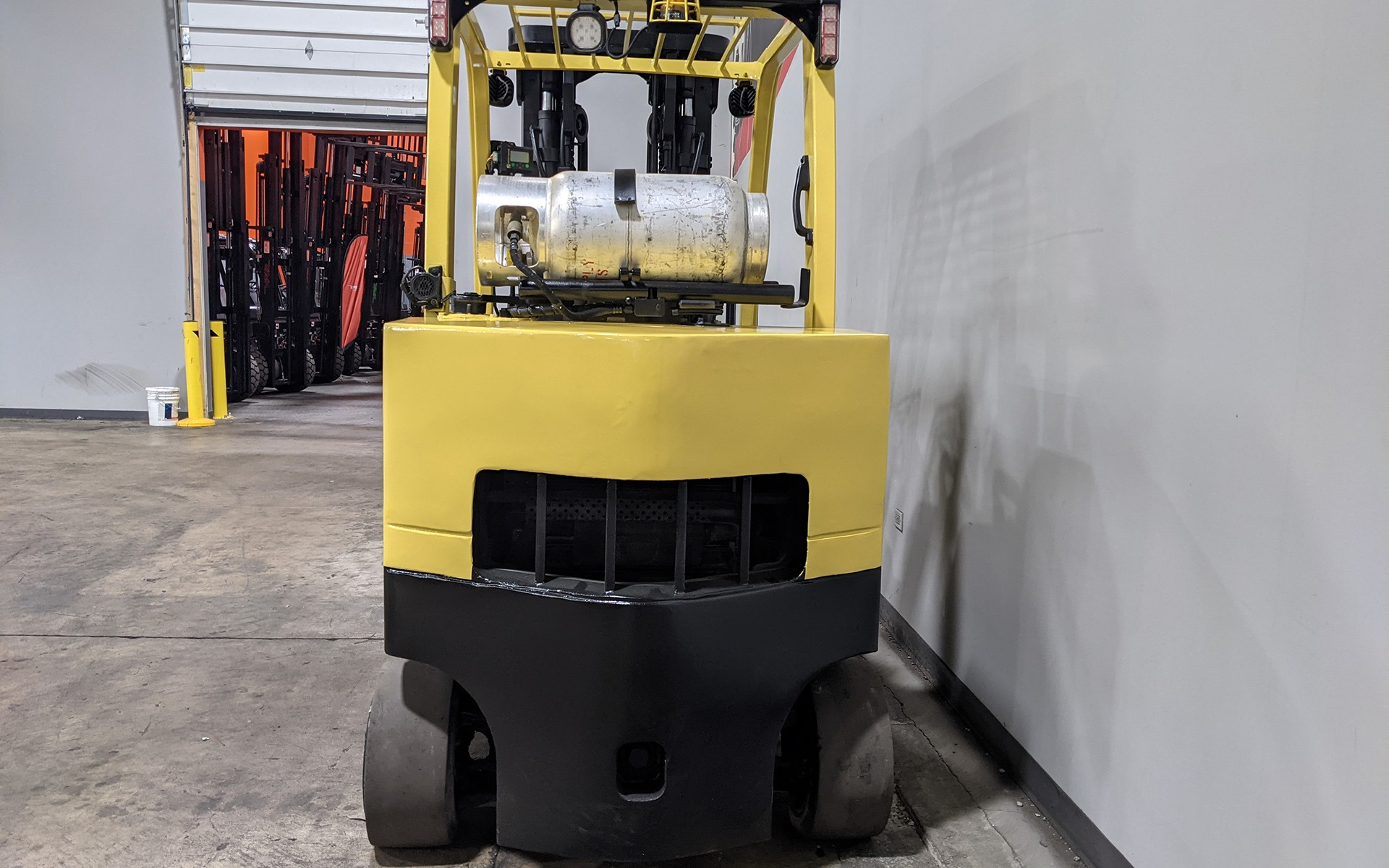 Used 2009 HYSTER S120FT    Cary, IL
