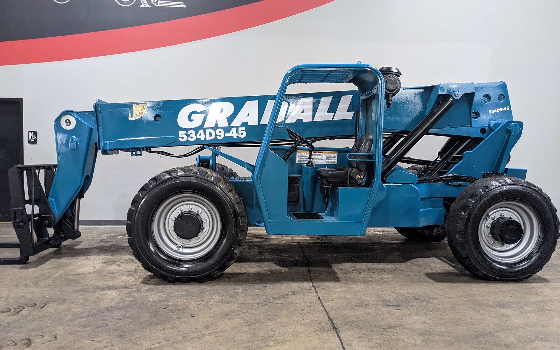 Used 2006 GRADALL 534D-9    Cary, IL