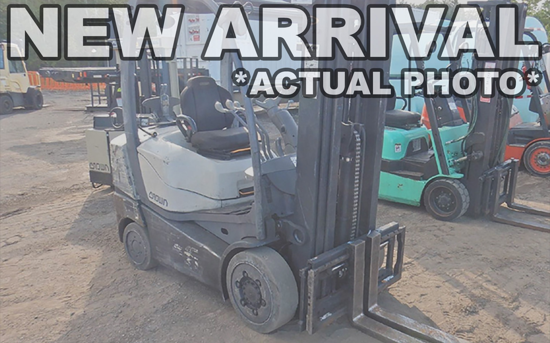 Used 2015 CROWN C51000  | Cary, IL