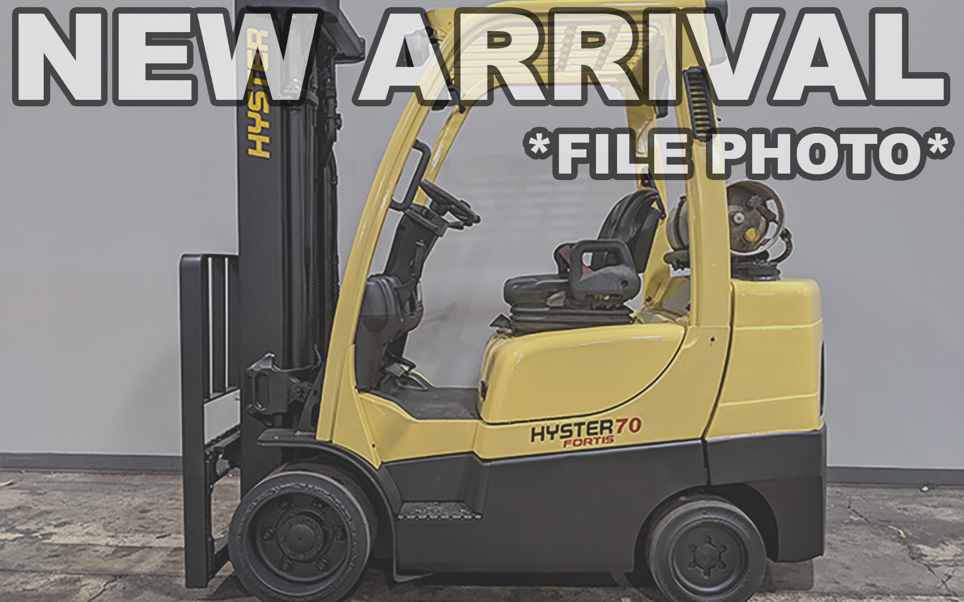 Used 2017 HYSTER S70FT  | Cary, IL