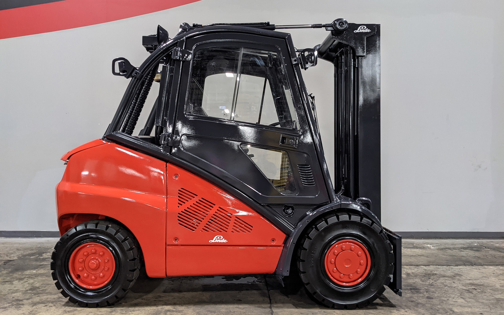 Used 2015 LINDE H50D  | Cary, IL