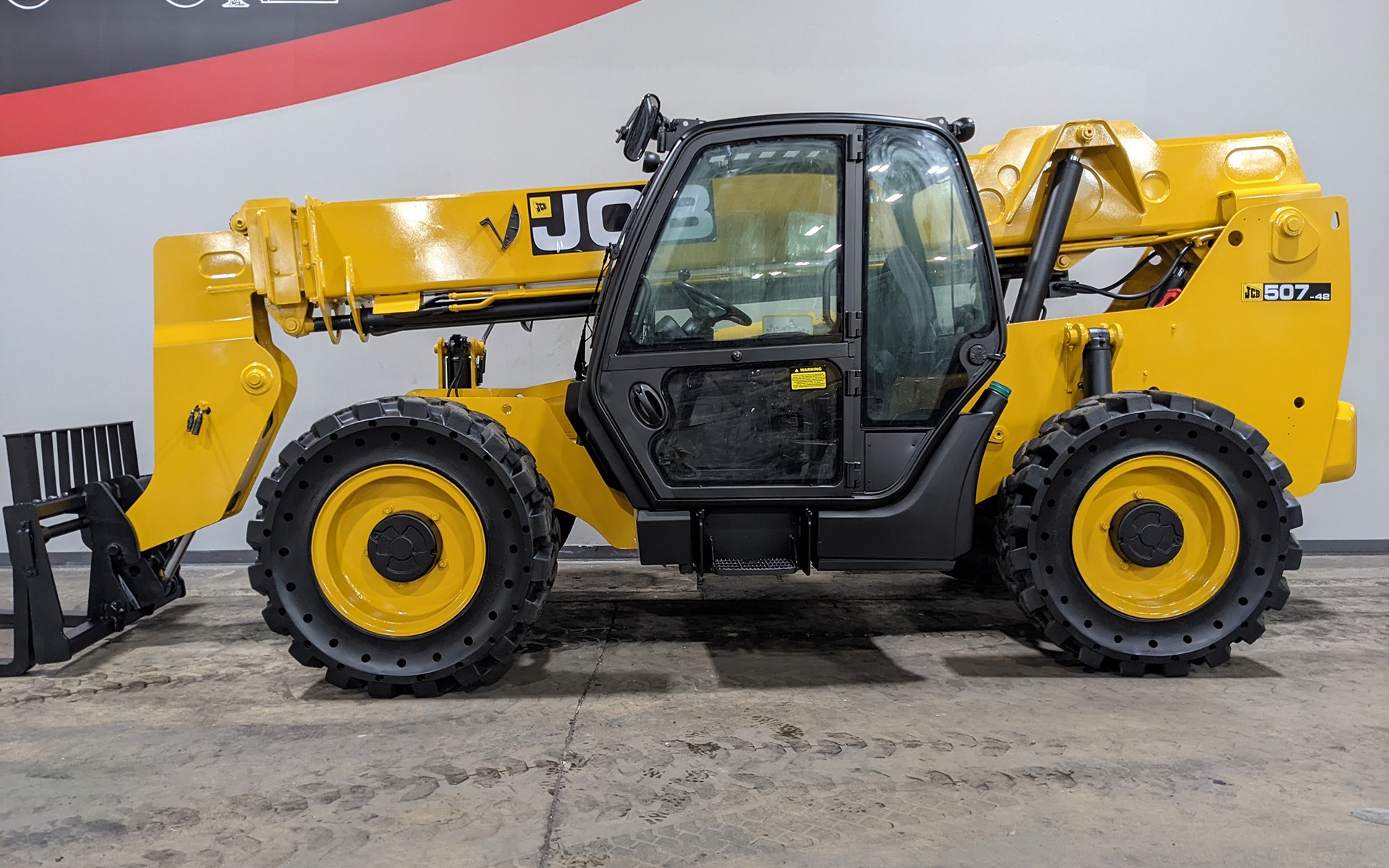 Used 2014 JCB 507-42  | Cary, IL