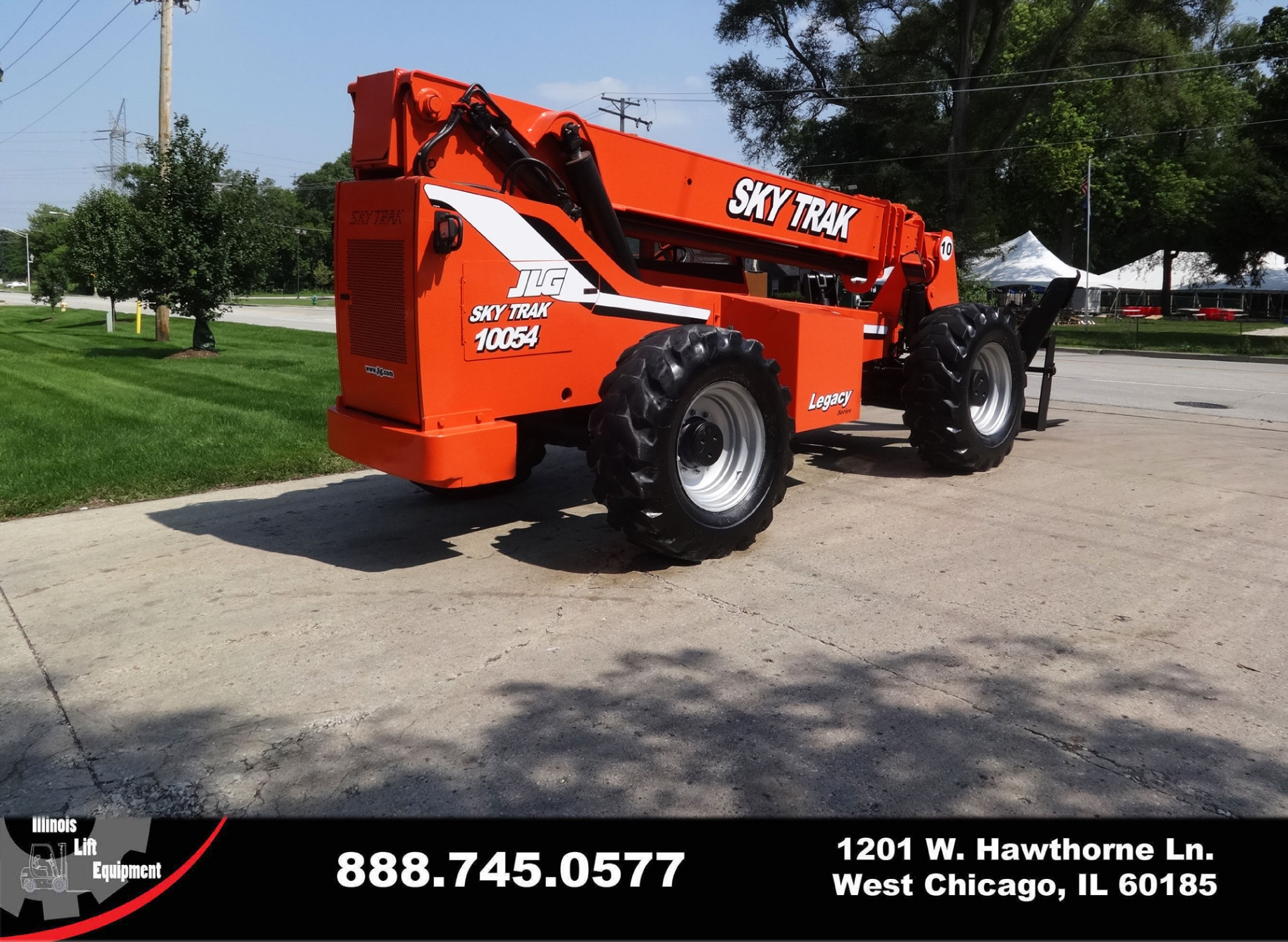 Used 2002 SKYTRAK 10054  | West Chicago, IL