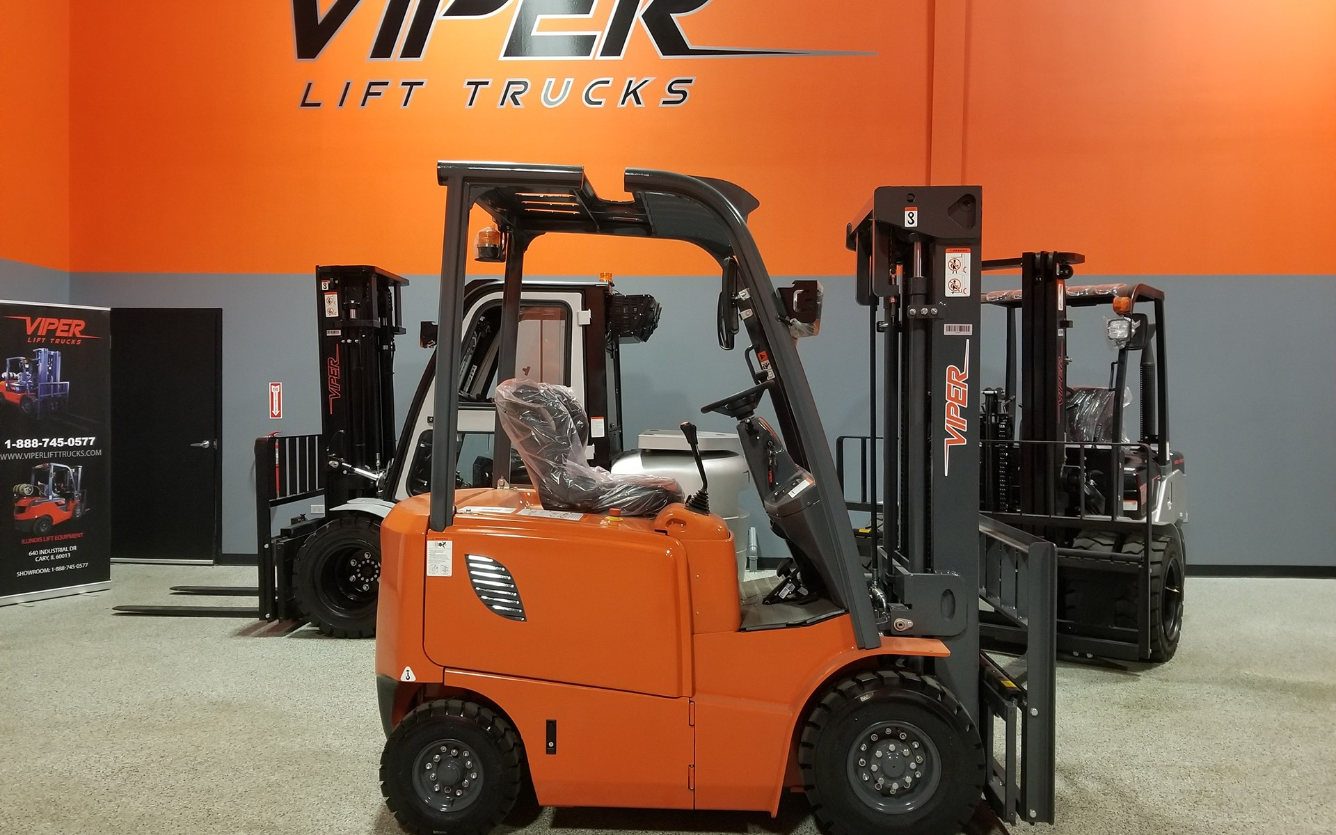 New 2019 VIPER FB15  | Cary, IL