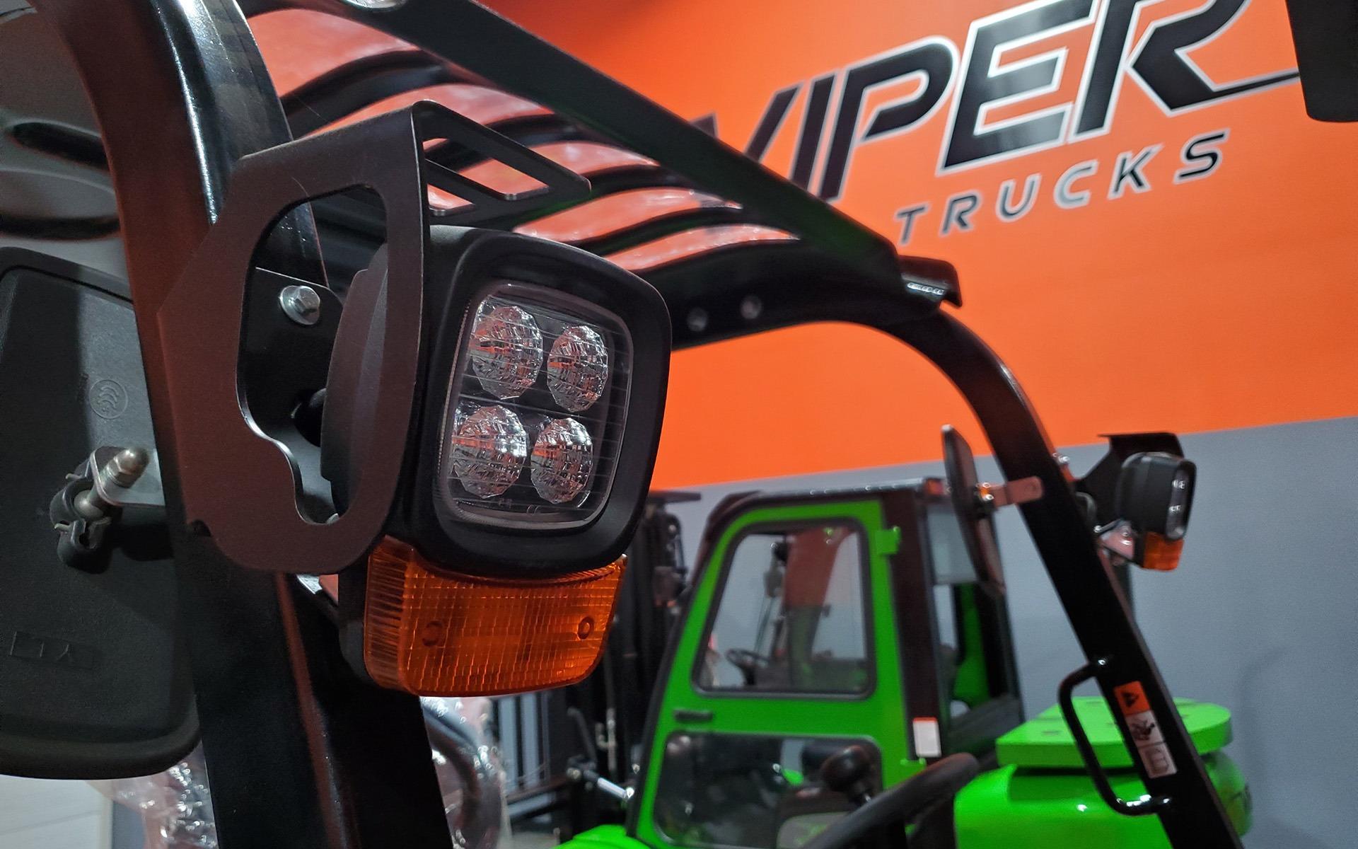 New 2019 VIPER FD50S  | Cary, IL
